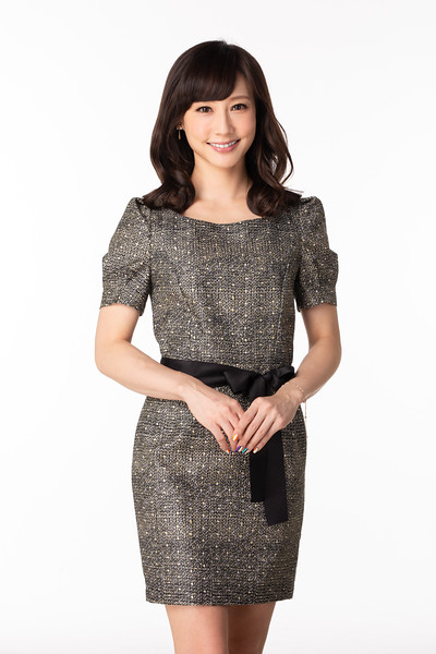 東森新聞台「黃金八點」/ 主播-吳宇舒小姐/ 主播形象照