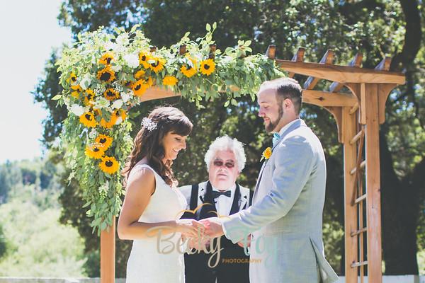 Haley & Robert ~ 6/18/16 ~ Ceremony