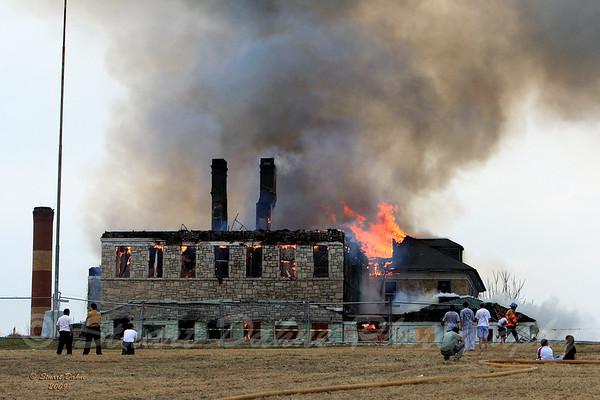Rosewood's Burning