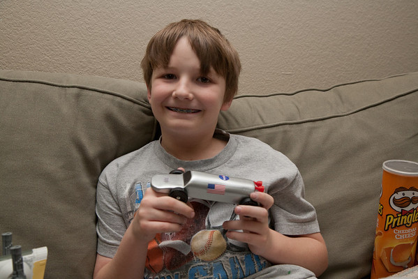 Pinewood Derby 2011