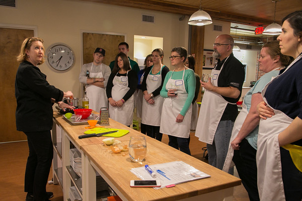 Taste Buds Adult Cooking Class