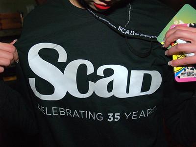 SCAD aTVFest Reception