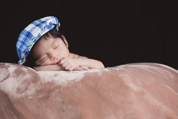 Baby Ayden Portrait