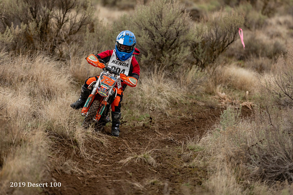 2019 Desert 100 Kids Race 1