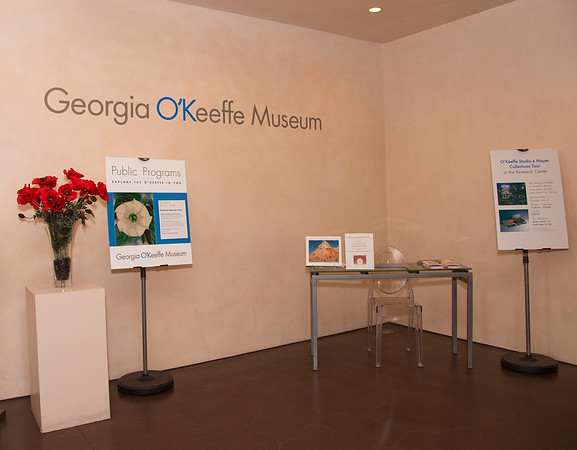 O'Keeffe Museum - Georgia O'Keeffe: Beyond Our Shores - Preview