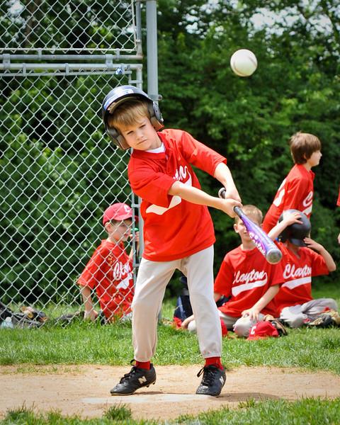 Clay Runyan Baseball May 2012