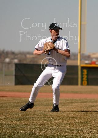 MRHS vs Ft. Lupton Varsity Baseball 04-14-08