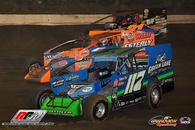 Grandview Speedway - Freedom 38 - 9/14/18 - Steve Sabo (SDS)