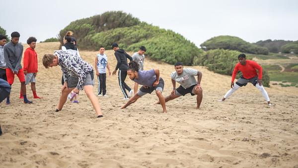 Xclusive Speed Beach Training 8/19