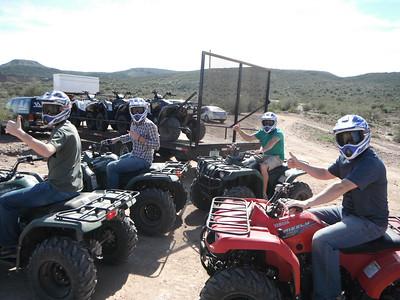 2-14-15 PM ATV SHOOT CHAD