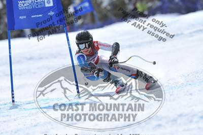 Whistler Cup 2012 - K2 Boys Super G