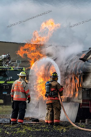 Bradley International Airport Triennial disaster drill 2021