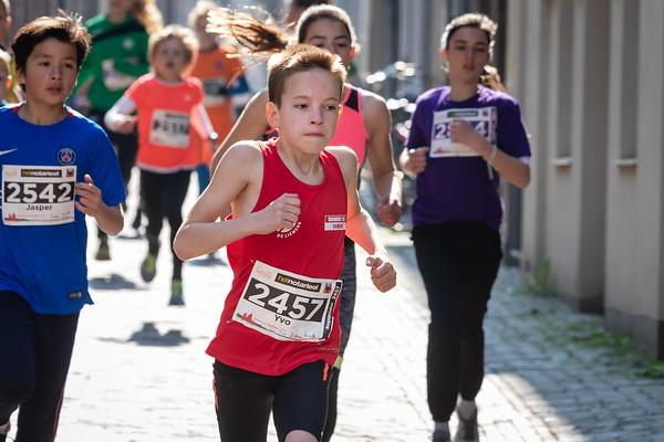 IJsselloop 2019 - Kidsrun 1KM en 2KM
