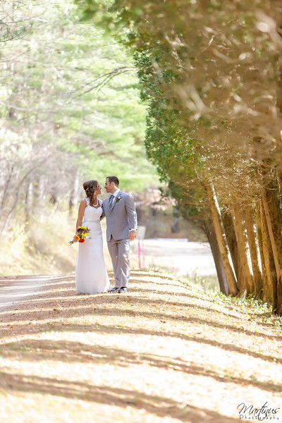 Marissa & Aaron Wedding Sneak Peek 1