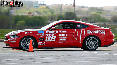 SCCA Auto-X, Lone Star Park, March 24, 2019