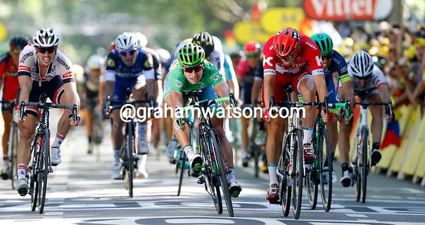 Tour de France Stage 16: Moirans-en-Montagne > Berne, 209kms