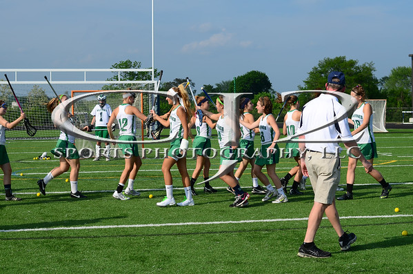 5-22-2013 Tuscarora at Woodgrove Girls Lacrosse (Varsity)