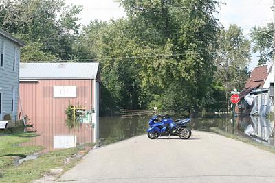 2008 Illinois River Flood