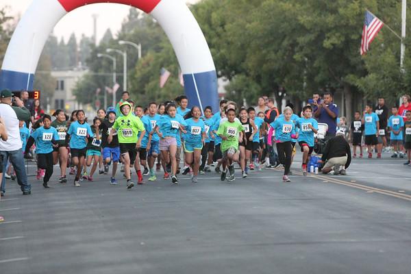 Reedley Fiesta Run 2014