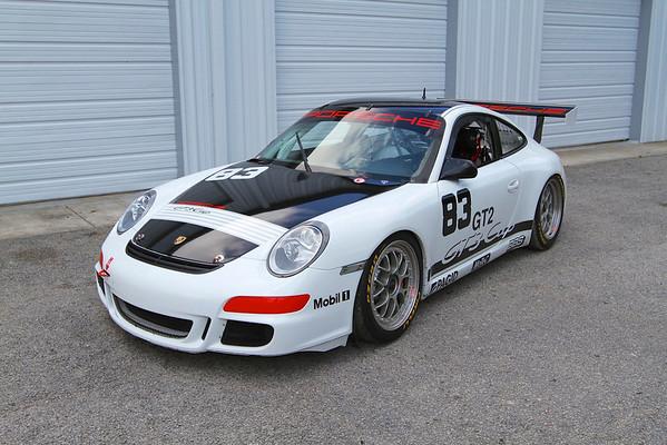 SOLD: '05 Porsche 997 GT3 Cup