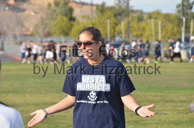 Frosh vs. Mesa - GSoccer