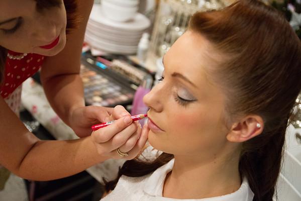 Make up by: Lisa-Marie Make Up