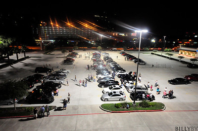 Houston BMW club meet 9-8-12