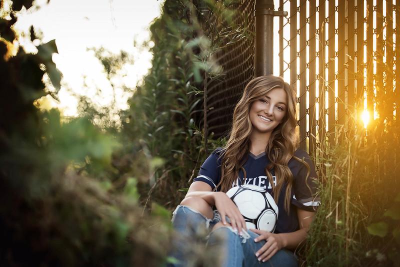 Senior girl - sports session - soccer - marion iowa - TruYou Photography - 2.jpg