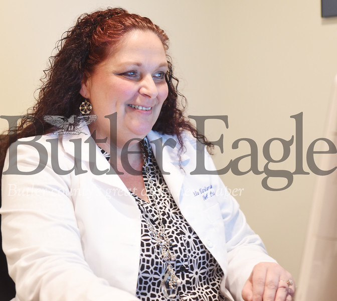 Harold Aughton/Butler Eagle: Kellie Tankersley