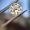 2.37ct Transitional Cut Diamond, GIA M SI2 46