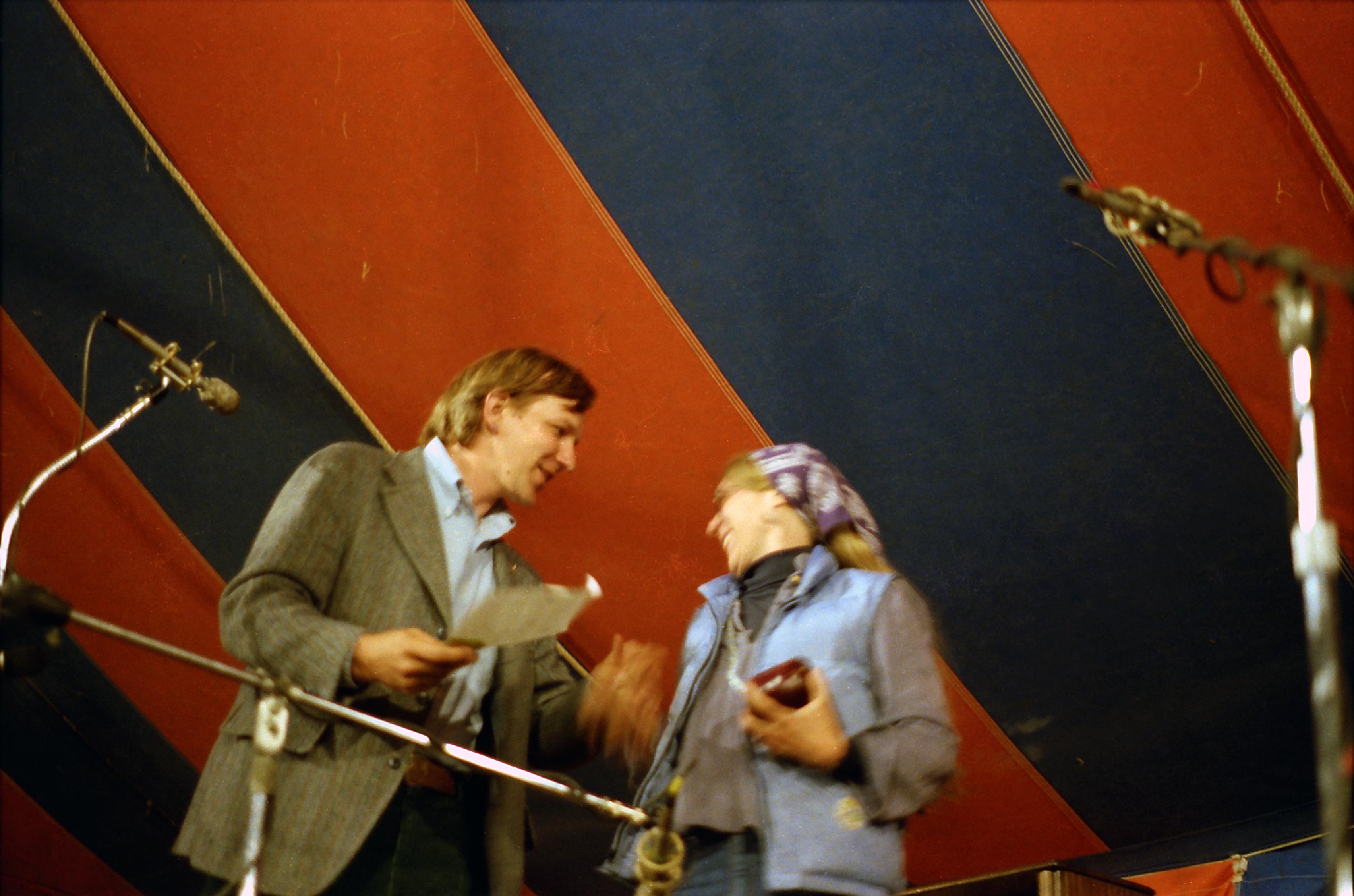 Frank and Irene Herrman