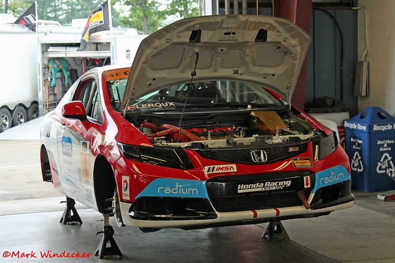 ST-LRT Racing Honda Civic
