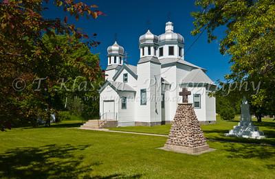 Manitoba Churches