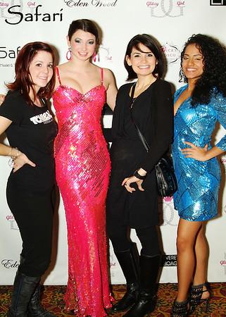 Ok Magazine launch party/Safari Fashion show