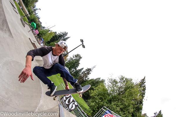 Wood Skate 2018 Fish