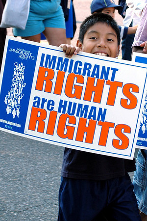 SOLIDARITY: March for Human Rights and Economic Justice, 2006
