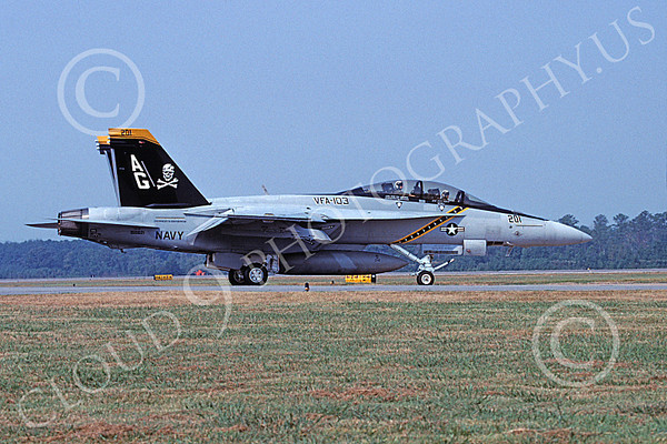 US Navy VFA-103 JOLLY ROGERS Military Airplane Pictures