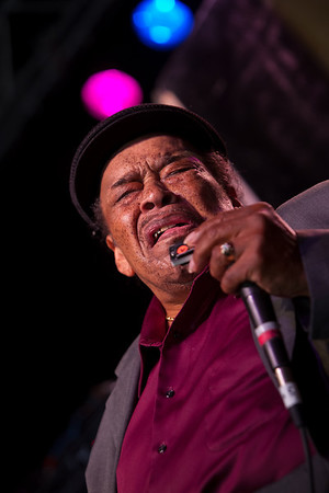 James Cotton - Newport Yachting Center July 20, 2013