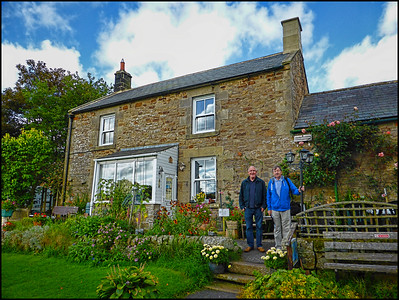 032 – Elsdon, Northumberland, UK - 2017.