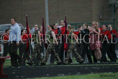 Danville HS Band 9-29-06