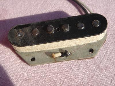 483- 1966 Fender Telecaster bridge pickup 6.97 Ohms***SOLD***