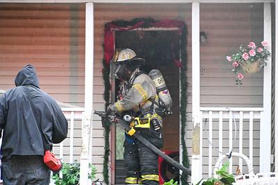 Basement Fire - Gordon Heights, NY - 12/5/20