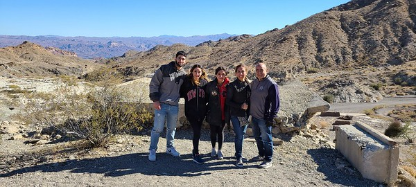 11/27/20 Eldorado Canyon ATV Tour