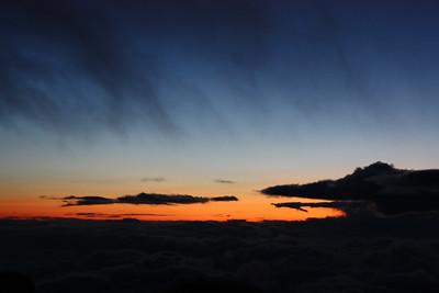 Haleakala Sunrise - Hawaii