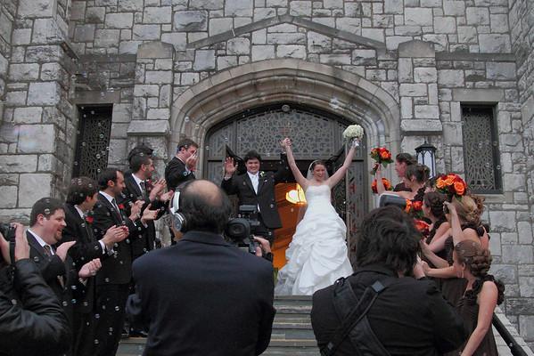 Wedding of Lou & Kristen