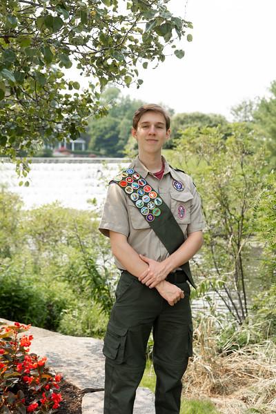 Carter Eagle Scout Pics