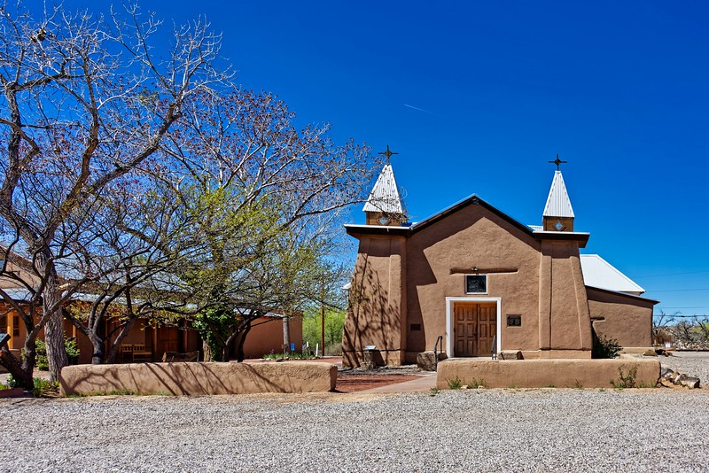 San Ysidro Church