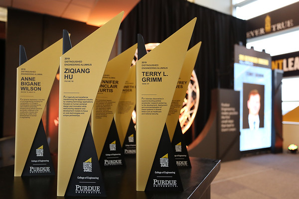 2019 Distinguished Engineering Alumni/Alumnae Awards