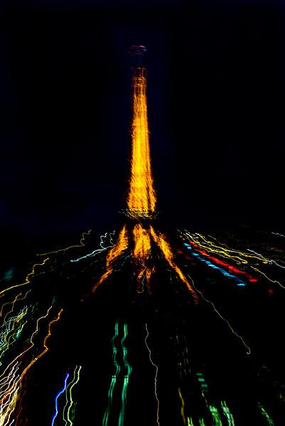 Eiffel Surreal-
