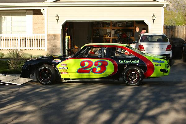 Car Number 23